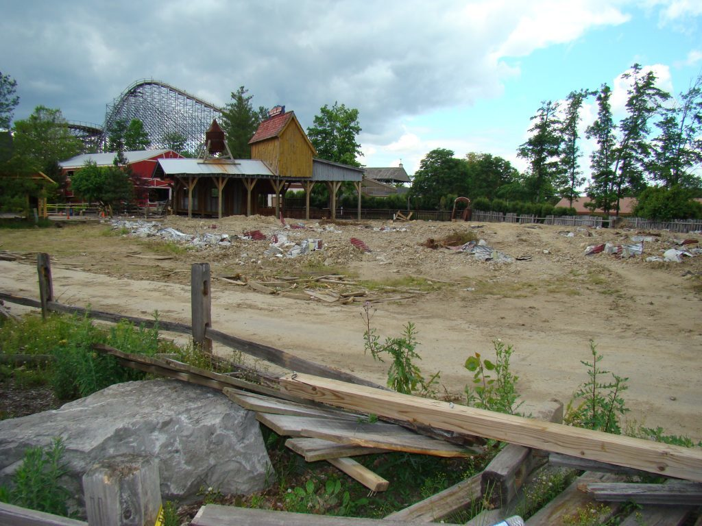 Abandoned Geauga Lake